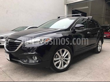 Mazda CX-9 Grand Touring usado (2015) color Negro precio $295,000