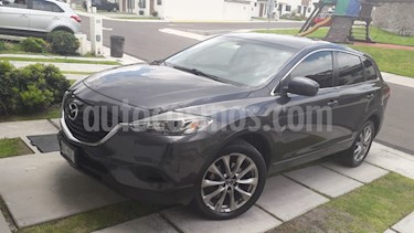 Mazda CX-9 i Sport usado (2015) color Gris Titanio precio $269,000