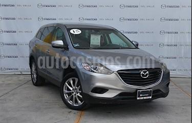 Foto venta Auto usado Mazda CX-9 Sport (2015) color Aluminio precio $289,000