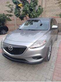 Mazda CX-9 Sport usado (2015) color Aluminio precio $285,000