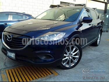 Foto Mazda CX-9 Sport usado (2014) color Azul Tormenta precio $245,000