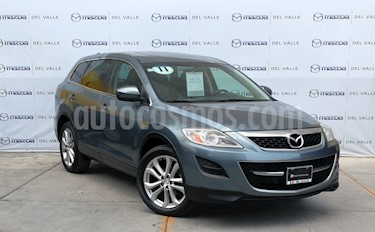 Foto venta Auto usado Mazda CX-9 Touring (2011) color Gris precio $195,000