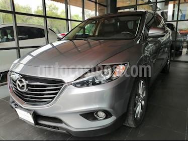 Foto venta Auto usado Mazda CX-9 Touring (2014) color Aluminio precio $265,000