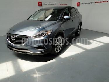 Foto venta Auto usado Mazda CX-9 Touring (2014) color Azul precio $269,900