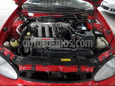 Foto Mazda MX-3 1.6 16v usado (1994) color Rojo precio $480.000