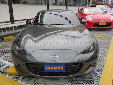 Mazda MX-5 2.0L Aut usado (2018) color Gris precio $80.900.000