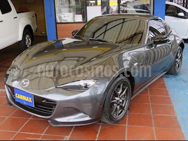 Foto venta Carro usado Mazda MX-5 2.0L Aut (2018) color Gris precio $85.900.000