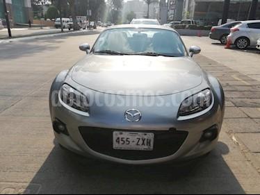 Foto venta Auto usado Mazda MX-5 Grand Touring (2015) color Plata precio $240,000