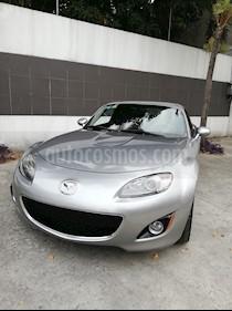 Mazda MX-5 Grand Touring usado (2011) color Aluminio precio $200,000