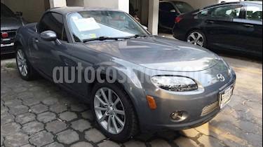 Foto venta Auto usado Mazda MX-5 Grand Touring (2008) color Plata precio $145,000