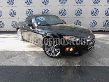 foto Mazda MX-5 Grand Touring usado (2013) color Negro precio $219,000