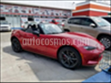 Mazda MX-5 I SPORT CONVERTIBLE L4/2.0 MAN usado (2016) color Rojo precio $265,000