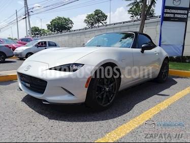 Foto venta Auto usado Mazda MX-5 i Sport (2017) color Gris precio $280,000