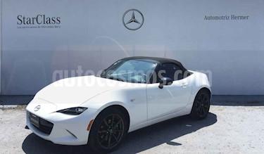 foto Mazda MX-5 i Sport usado (2017) color Blanco precio $299,900