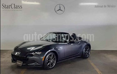 Foto venta Auto usado Mazda MX-5 i Sport (2016) color Gris precio $249,000