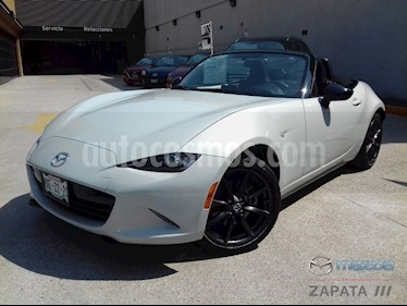 Foto venta Auto usado Mazda MX-5 i Sport (2016) color Plata precio $280,000