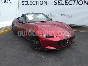 Foto Mazda MX-5 i Sport usado (2019) color Rojo precio $335,000