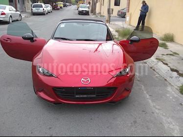 Mazda MX-5 i Sport usado (2016) color Rojo precio $300,000