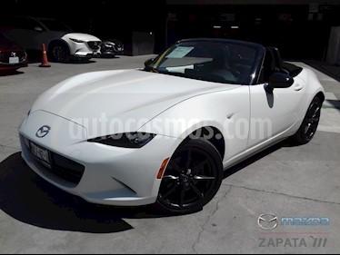 Foto venta Auto usado Mazda MX-5 i Sport (2017) color Blanco Cristal precio $290,000