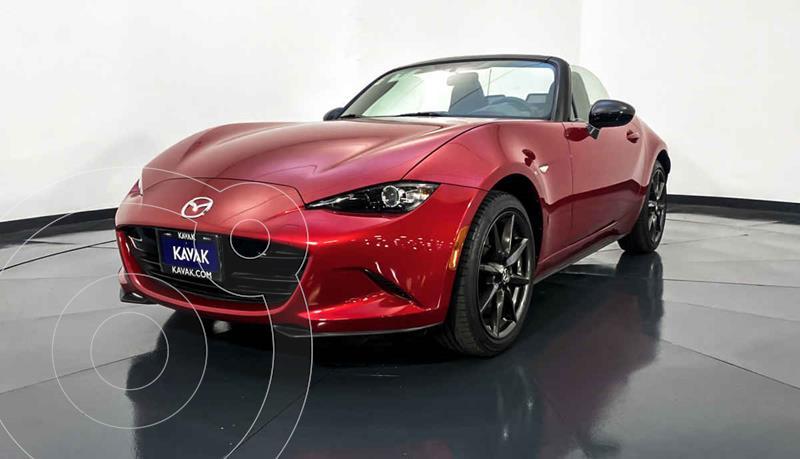 Mazda MX-5 i Sport usado (2017) color Rojo precio $292,999