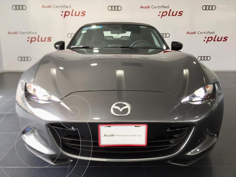 Foto Mazda MX-5 i Sport usado (2021) color Gris precio $410,000