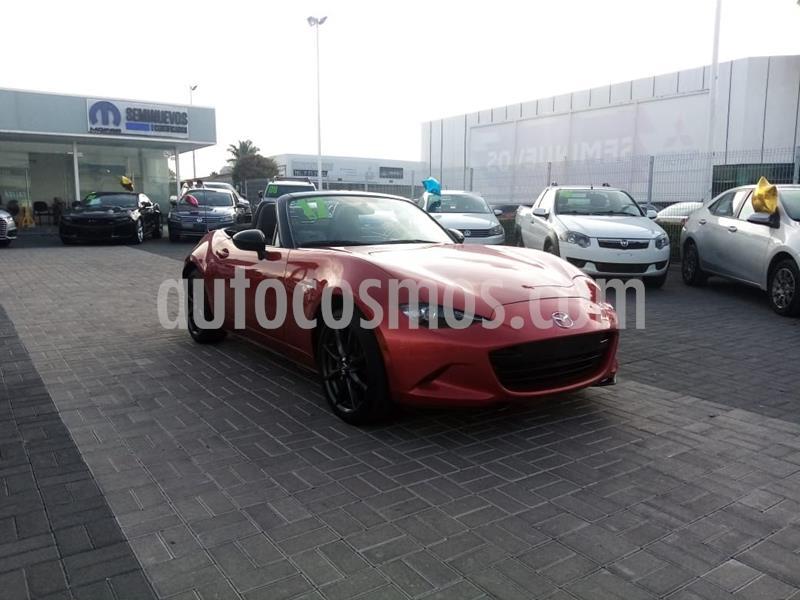 Mazda MX-5 Sport usado (2017) color Rojo precio $295,000