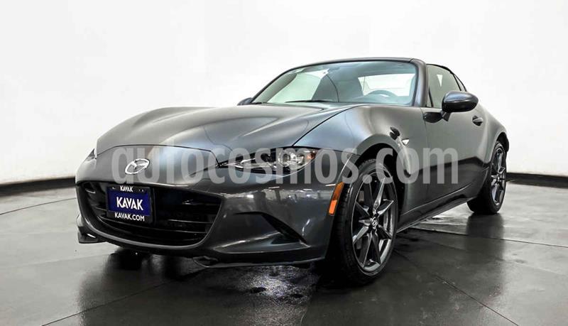 Mazda MX-5 RF Aut usado (2017) color Gris precio $359,999