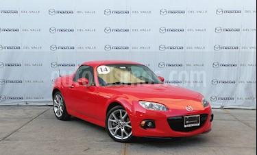 Mazda MX-5 Grand Touring usado (2014) color Rojo precio $240,000