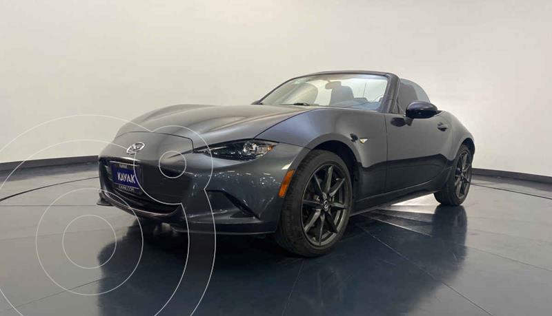 Mazda MX-5 i Sport usado (2017) color Gris precio $314,999