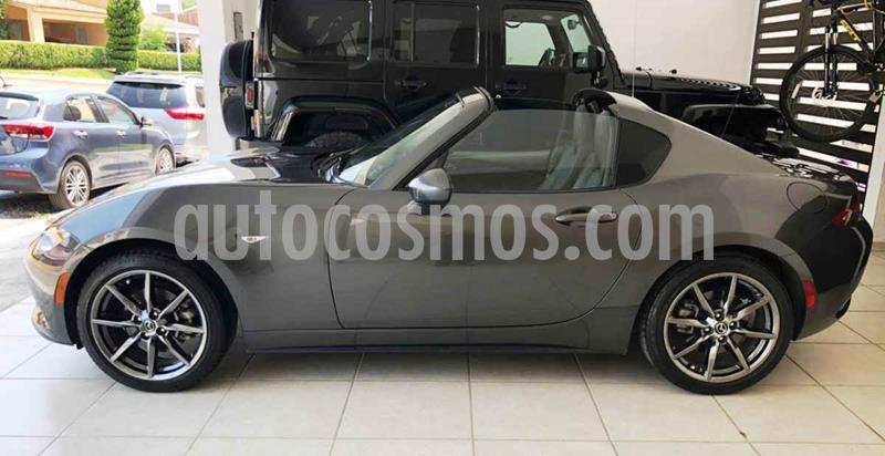 Mazda MX-5 RF Aut usado (2017) color Gris precio $375,000