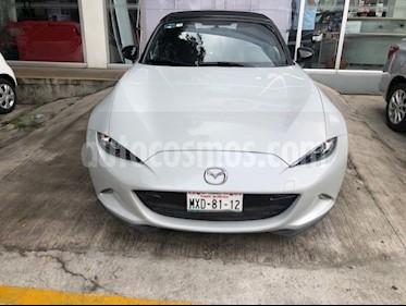 Mazda MX-5 Sport usado (2016) color Blanco precio $280,000
