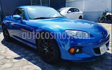 Mazda MX-5 RF Aut usado (2013) color Azul precio $195,000