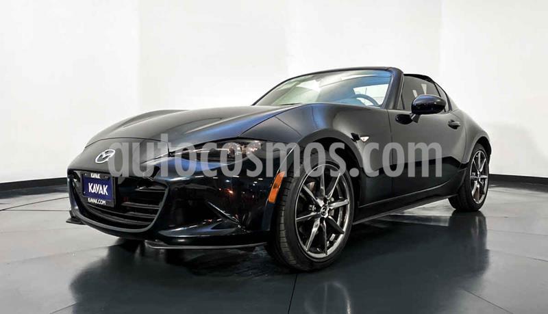 Mazda MX-5 RF Aut usado (2017) color Negro precio $399,999