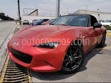 Mazda MX-5 Sport usado (2017) color Rojo Autentico precio $270,000