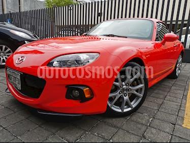 Mazda MX-5 Grand Touring usado (2015) color Rojo Autentico precio $255,000