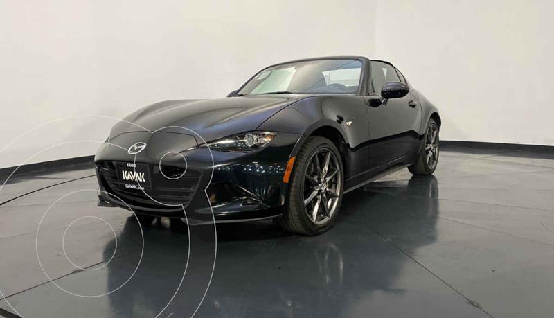 Mazda MX-5 RF Aut usado (2017) color Negro precio $389,999