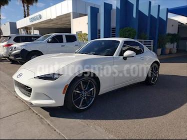 Mazda MX-5 RF Aut usado (2017) color Blanco precio $310,000