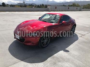 Mazda MX-5 Grand Touring usado (2019) color Rojo Cobrizo precio $420,000