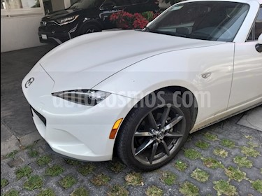 Mazda MX-5 Grand Touring usado (2017) color Blanco precio $315,000