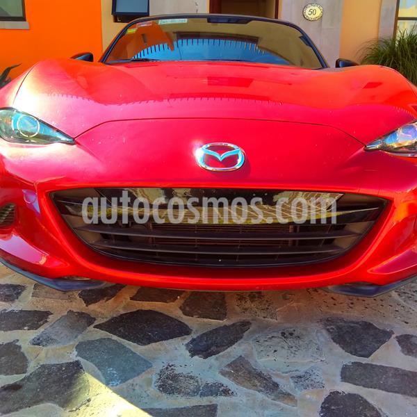 Mazda MX-5 i Sport usado (2017) color Rojo Autentico precio $325,000