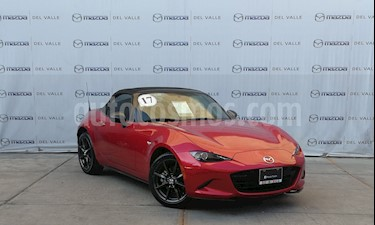 Mazda MX-5 i Sport usado (2017) color Rojo precio $315,000