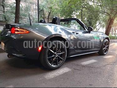 Mazda MX-5 i Sport usado (2017) color Gris Meteoro precio $289,000