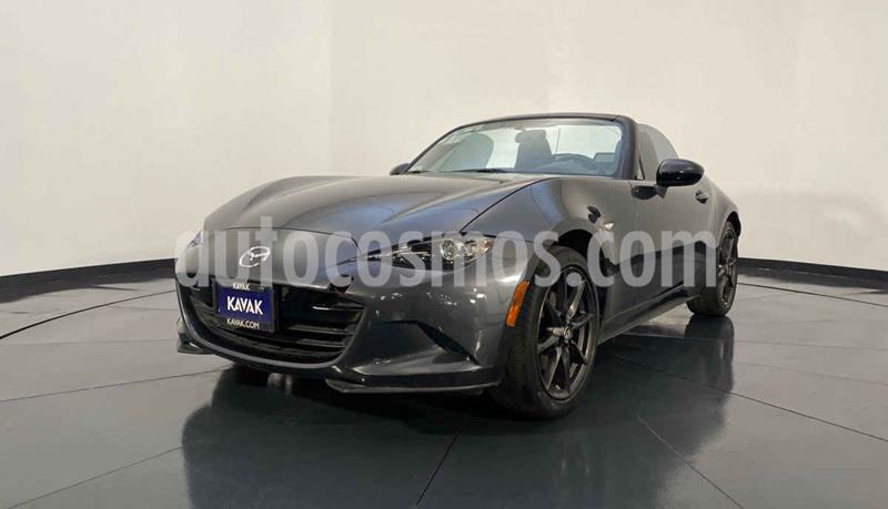 Mazda MX-5 i Sport usado (2016) color Gris precio $292,999