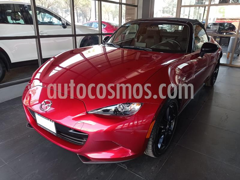 Mazda MX-5 Sport usado (2019) color Rojo Autentico precio $385,000
