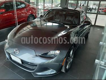 Mazda MX-5 RF Aut usado (2017) color Gris precio $339,000