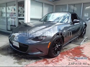 Foto Mazda MX-5 i Sport usado (2019) color Gris Titanio precio $340,000