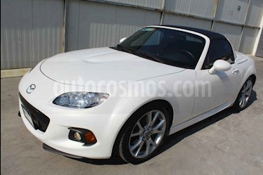 Mazda MX-5 Grand Touring usado (2015) color Blanco precio $275,000