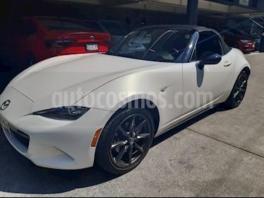 Mazda MX-5 Sport usado (2017) color Blanco precio $295,000