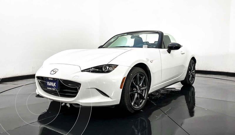 Mazda MX-5 i Sport usado (2017) color Blanco precio $277,999