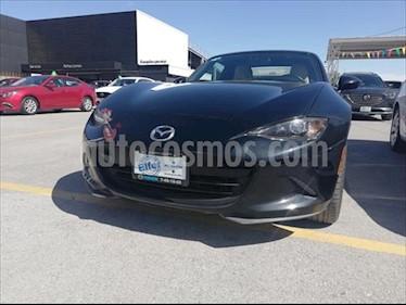 Mazda MX-5 I GRAND TOURING TA usado (2017) color Negro precio $345,000